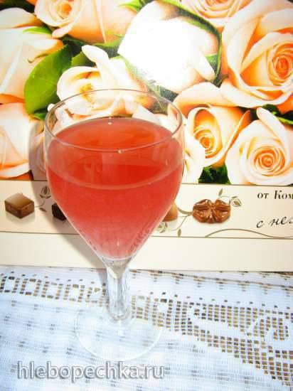 Квасной напиток Каркаде