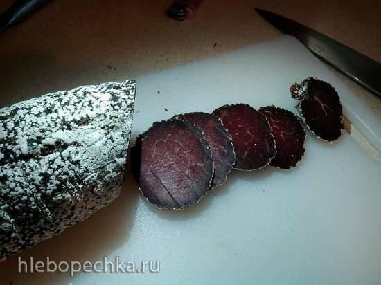 Брезаола - просто и вкусно
