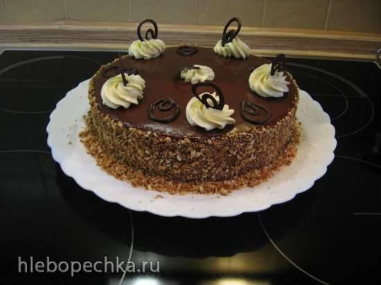 Торт «Кармен» (по П.С.Мархелю)