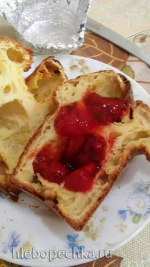 Поповеры - потрясающий американский завтрак Поповеры - потрясающий американский завтрак