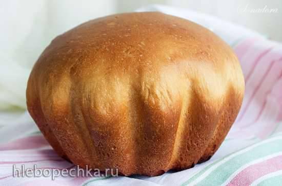 Хлебная баба от Адриано Континизио (Pan Baba di Adriano Continisio)