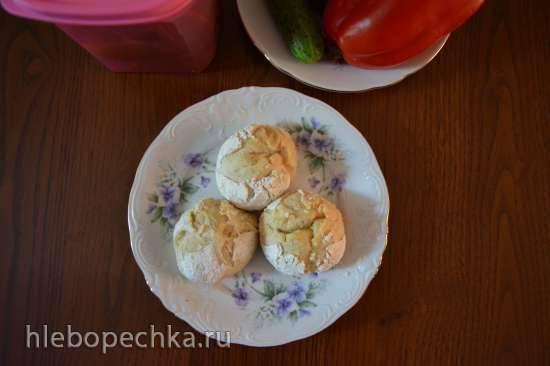 """Булочки с завернутым сливочным маслом """"Сакарудос"""""""