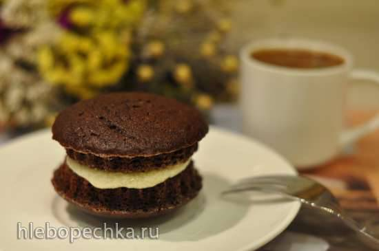 Печенье Вупи - американская классика от Майды Хиттер