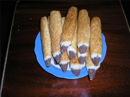 Печенье «Сладкие карандаши»