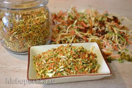 Приправа овощная «Вершки-корешки ароматные»
