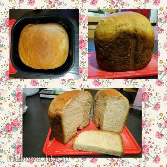 Десертный хлеб «Банановый коктейль»