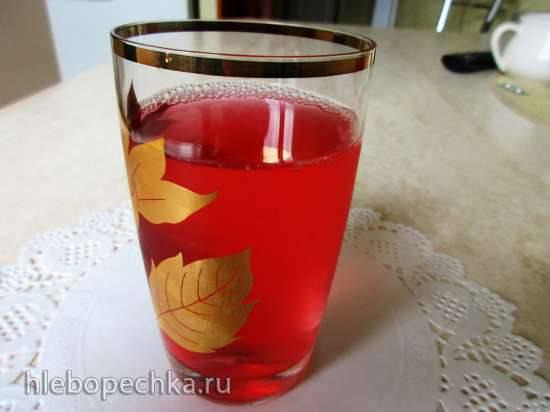 Фруктово-ягодный компот