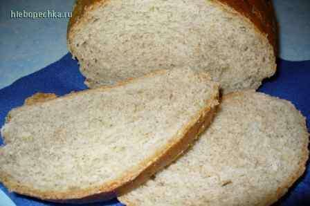 Пшеничный батон  А-ля Барвихинский