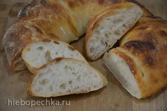 Тортано - хлеб от Мэгги ГлезерТортано - хлеб от Мэгги Глезер
