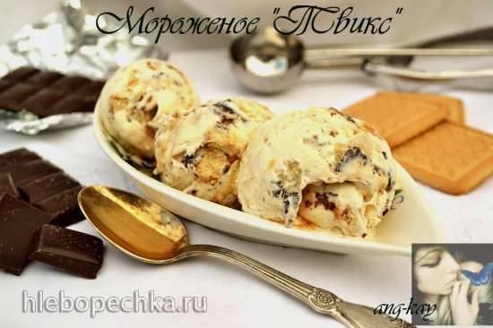 "Мороженое ""Твикс"""