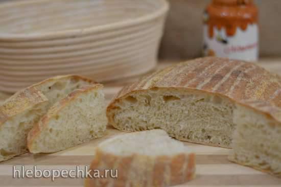 Восточно-итальянский пшеничный хлеб Восточно-итальянский пшеничный хлеб