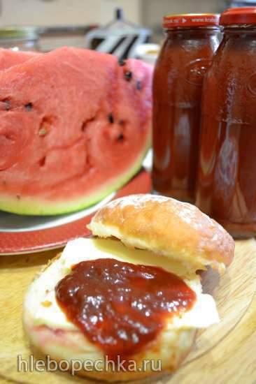 Сацебели - грузинский томатный соус (рецепт для КМ кенвуд с ситом-протиркой)