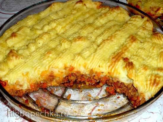 Шефердский пирог