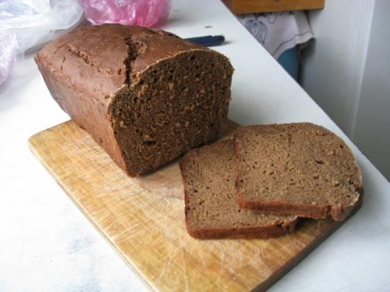 Хлеб Московский заварной.