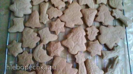 Пипаркоок - эстонское Рождественское печеньеПипаркоок - эстонское Рождественское печенье