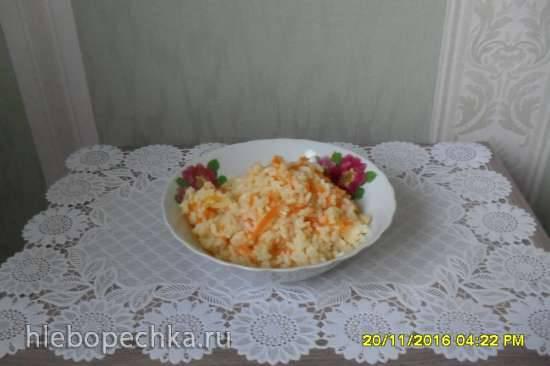 Рис для ролов в Steba DD1 (и заправка)