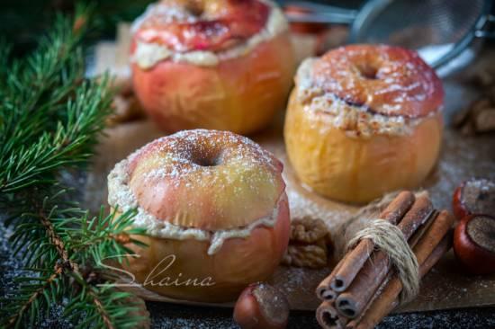 Чизкейк в яблоках (Delonghi MultiCuisine) Чизкейк в яблоках (Delonghi MultiCuisine)