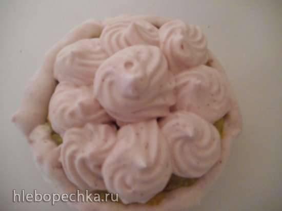 Реально диетический правильнопитательный торт с муссовым кремом Реально диетический правильнопитательный торт с муссовым кремом