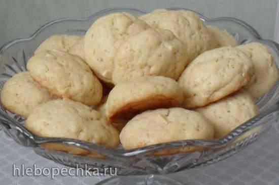Печенье с белым шоколадом Печенье с белым шоколадом