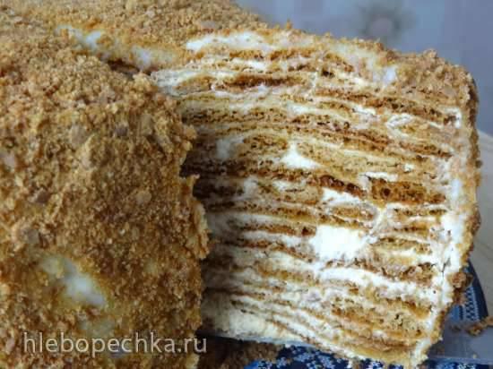 """Торт """"Медовик"""" и всё, что мы делаем к праздничному столу Торт """"Медовик"""" и всё, что мы делаем к праздничному столу"""