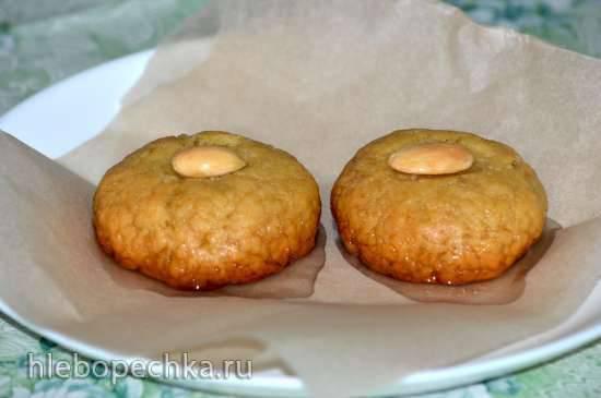 Печенье Шекерпаре (Sekerpare) Печенье Шекерпаре (Sekerpare)