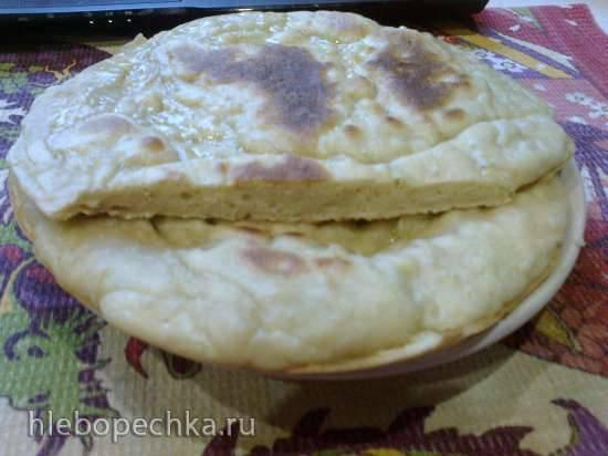 Лепешка-пухлячок яично-майонезная в пиццамейкере Princess 115000 Лепешка-пухлячок яично-майонезная в пиццамейкере Princess 115000
