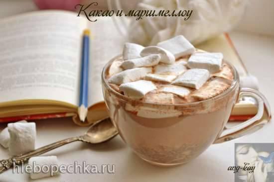 Какао и маршмеллоу