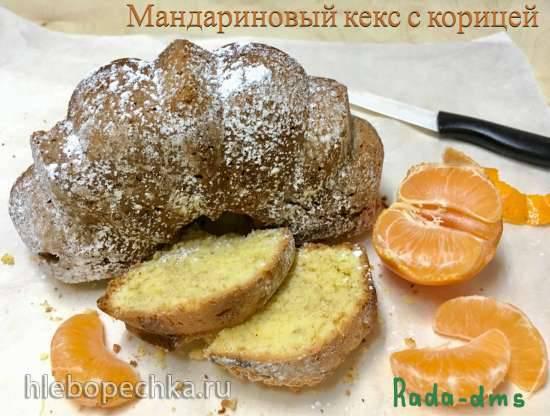 кексы с корицей рецепты с фото