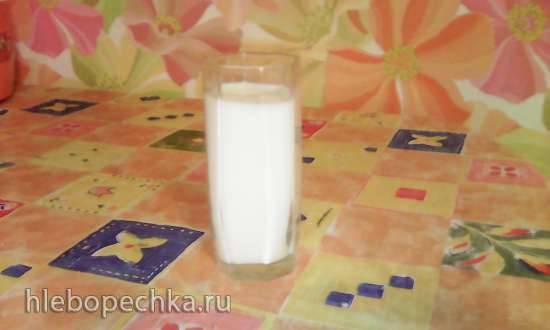 Молоко кипяченое в Штебе