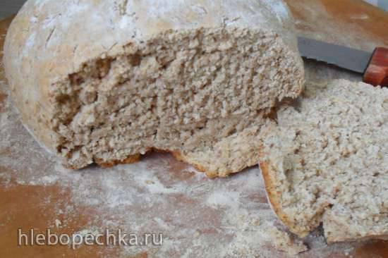 Ирландский серый содовый хлеб - 2