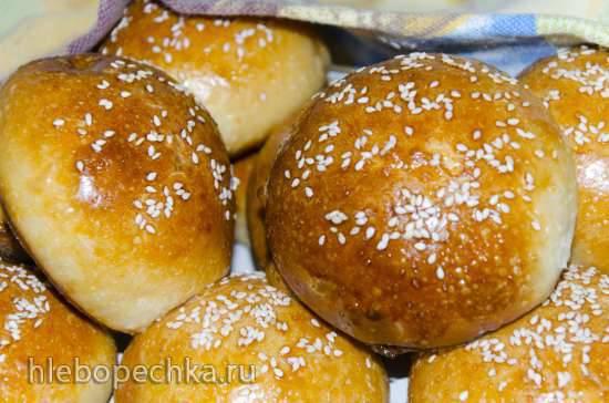 """Хлеб со шкварками по мотивам """"Овернского"""""""