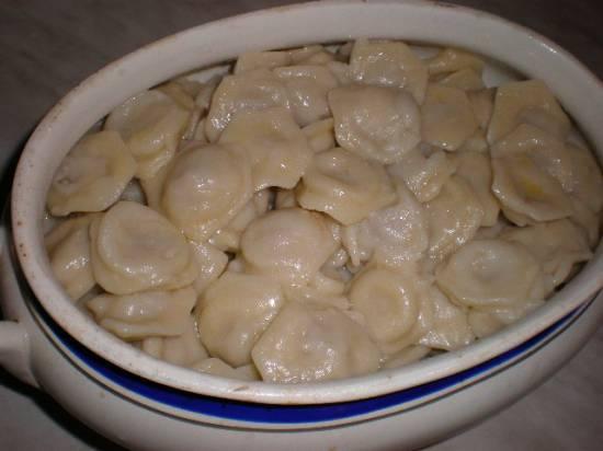Тесто для пельменей, лапши, мант (рецепты)