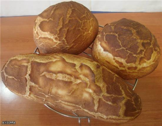 """""""Тигровый"""" хлеб. """"Тигровый"""" хлеб."""