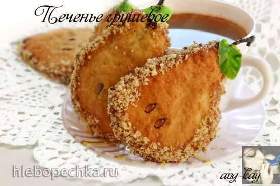 Печенье грушевое