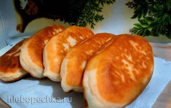 Тесто хлебопечке в пирожки Жареные воздушное this