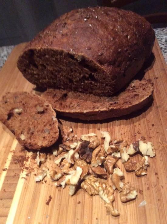 Здоровый цельнозерновой мини-кекс в хлебопечке Здоровый цельнозерновой мини-кекс в хлебопечке