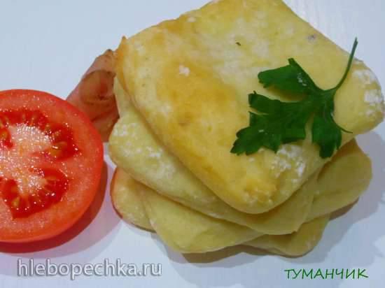 Картофельные фокаччине Картофельные фокаччине