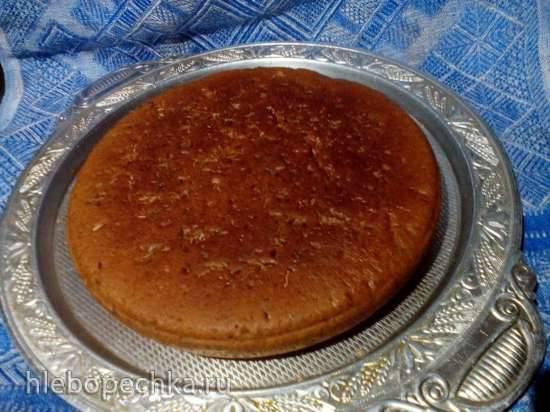 """""""Бородинский хлеб"""" из пшеничной муки (прибор для выпечки Tortilla Chef 118000 Princess) """"Бородинский хлеб"""" из пшеничной муки (прибор для выпечки Tortilla Chef 118000 Princess)"""