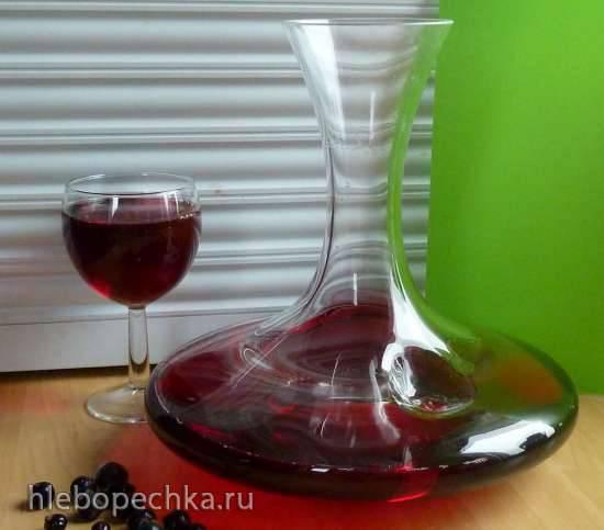 """Вино """"Смородиновый дуэт"""""""