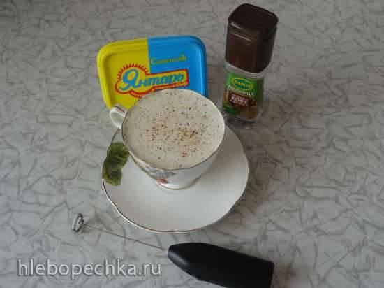 Сырный кофе по-львовски (тамбовская интерпретация) Сырный кофе по-львовски (тамбовская интерпретация)