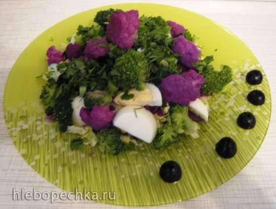 Корейский капустный салат