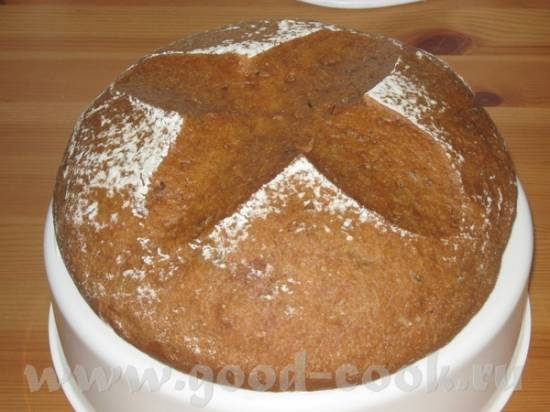 Хлеб содовый с ржаной мукой в мультиварке Panasonic Хлеб содовый с ржаной мукой в мультиварке Panasonic