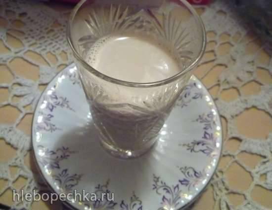 Молочко из грецких орехов в блендере-суповарке Endever SkyLine BS-92