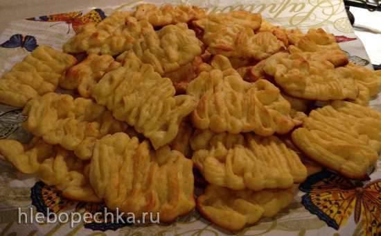 Гужеры - сырные булочки Гужеры - сырные булочки