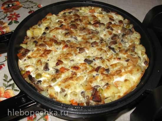 Запеканка по-болгарски (Tortilla Chef Princess) Запеканка по-болгарски (Tortilla Chef Princess)