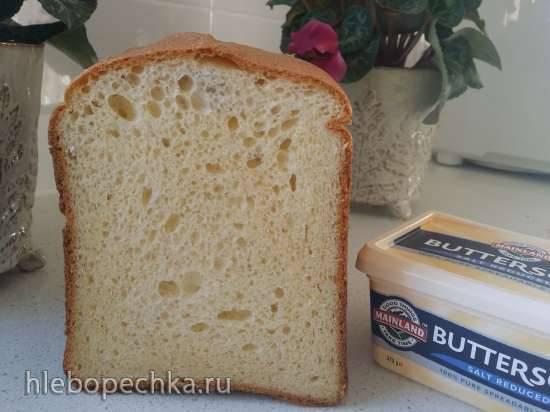 Бриош базовый (хлебопечка)