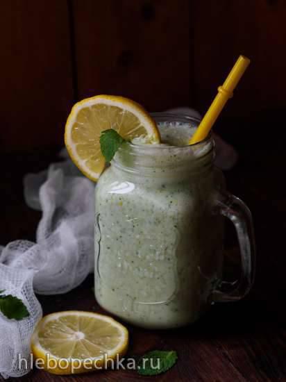 Смузи - фруктово-овощные напитки и коктейли