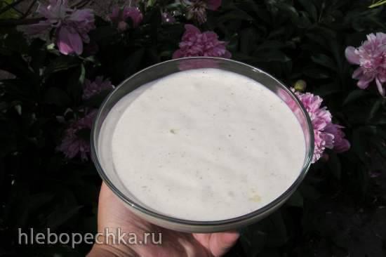 Банановое мороженое