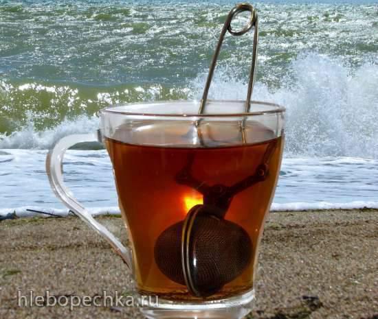 Ферментированный чай из черной ольхи