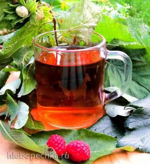 Ароматный противовоспалительный ферментированный или томленый чай Ароматный противовоспалительный ферментированный или томленый чай